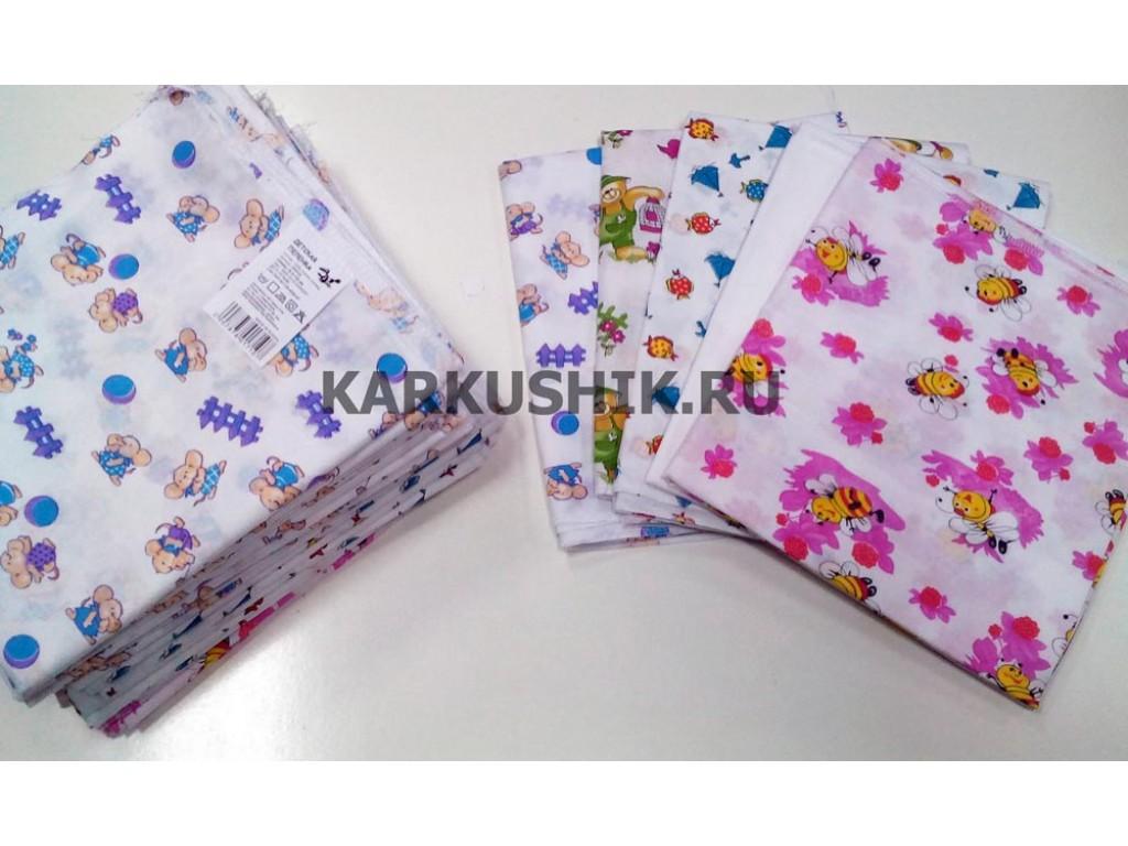 e6911210527f Пелёнка (ситец), хлопок 100%   Магазин детской одежды Каркушик