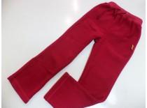 Штаны для девочки флисовые